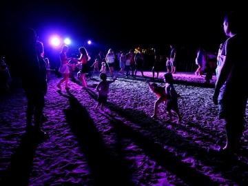 Plažová párty