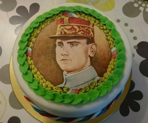 Torta - pripravila a darovala Lucia Biksadská